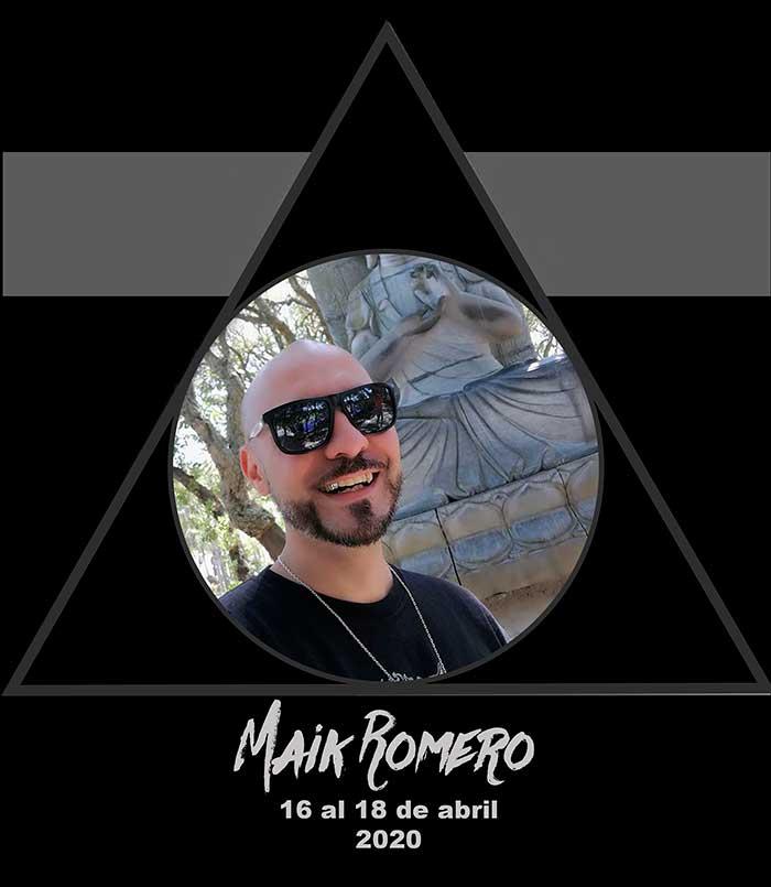 Maik Romero (@maikromero.art)